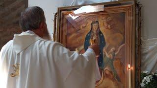 La Santa Messa alle ore 19.00-Adro 29.07.2021