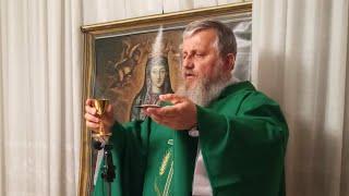 La Santa Messa in diretta alle ore 19.00-06. 07.2021