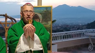 Transmisja Mszy Świętej,godz 20.00-Gragnano 20.07.2021