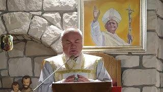 Transmisja Mszy Świętej,godz.20.00-Florencja 06.07.2021