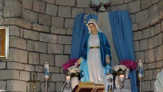 Transmisja Mszy Świętej, godz. 20.00-Sanktuarium Matki Bożej Wniebowziętej-Florencja 23.07.2021