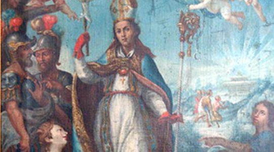 Święty Firmin z Amiens, biskup i męczennik (07.07.2021)
