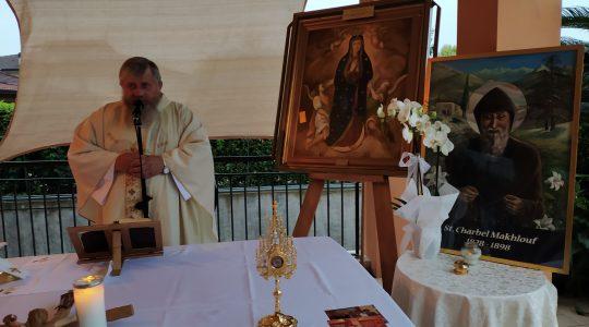 Obraz Matki Bożej Dobrego Początku opuścił Włochy 5.08.2021