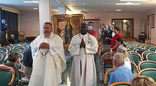 Modlitewne spotkanie w Lecco 1.08.2021