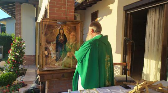 La Santa Messa alle ore 19.00-Italia XVIII Domenica del Tempo Ordinario-1.08.2021