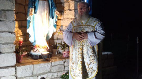 Litania do Matki Bożej,godz.21.00-Litania alla Madonna-Florencja 08.09.2021