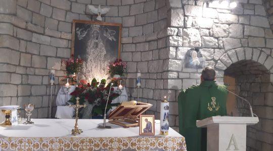 La Santa Messa in diretta alle ore 19.15-07.09.2021