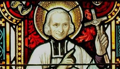 Święty Jan Maria Vianney, prezbiter (04.08.2021)