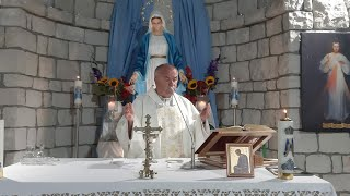 Transmisja Mszy Świętej, godz. 20.00-Florencja 04.08.2021