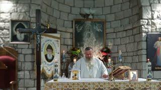 Transmisja Mszy Świętej,godz.20.00-Florencja 28.08.2021