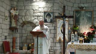 La Santa Messa in diretta alle ore 19.00-Florencja 28.08.2021