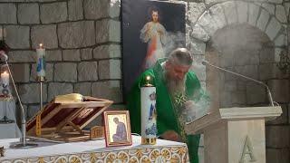 Transmisja Mszy Świętej,godz.20.00-Florencja 30.08.2021