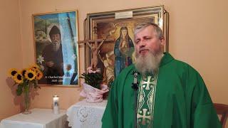 La Santa Messa in diretta alle ore 19.00-Italia 03.08.2021