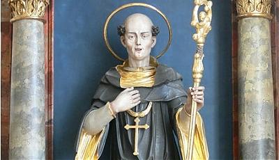 Święty Magnus z Füssen (6.09.2021)