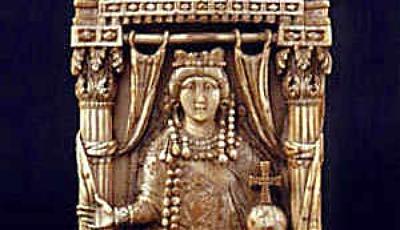 Święta Pulcheria, cesarzowa (10.09.2021)