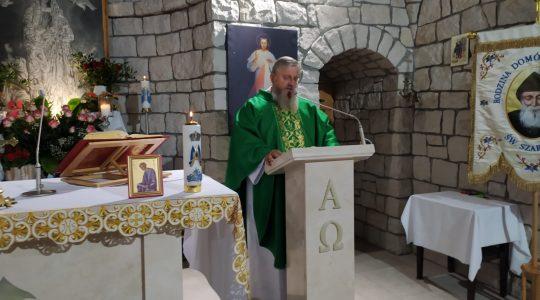 La Santa Messa in diretta alle ore 19.00-Florencja 10.09.2021