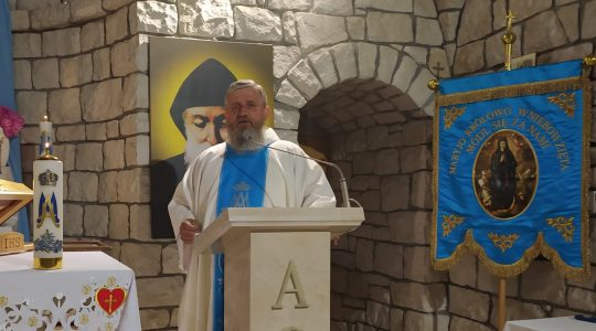 La Santa Messa in diretta alle ore 19.00-Beata Vergine Maria Addolorata-Florencja 15.09.2021