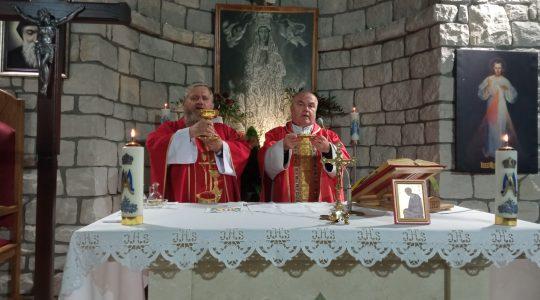 La Santa Messa ore 19.00-San Matteo Apostolo ed Evangelista,Florencja 21.09.2021