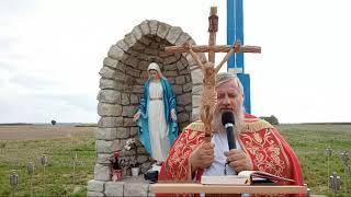 Koronka do Bożego Miłosierdzia,godz.15.00-Coroncina della Divina Misericordia-Florencja 14.09.2021