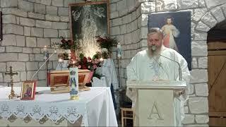 Transmisja Mszy Świętej,godz 20.00-Florencja 17.09.2021