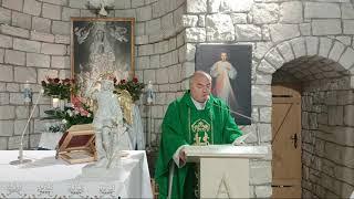 Msza Święta, godz.07.00-Piątek XXV Tydzień Zwykły-24.09.2021 FLORENCJA