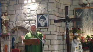 La Santa Messa ore 19.00-XXV Domenica del Tempo Ordinario,Florencja 19.00.2021