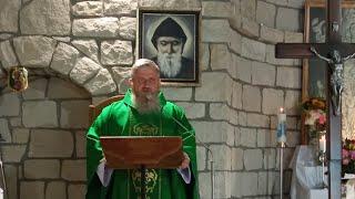 La Santa Messa in diretta,ore 19.00-Florencja 02.09.2021