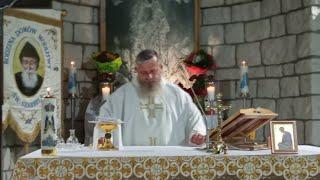 La Santa Messa alle ore 19.00-San Gregorio Magno,Florencja 3.09.2021