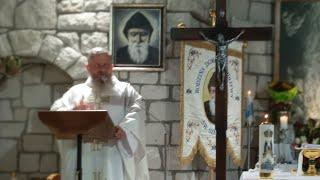 Transmisja  Mszy Świętej,godz.20.00-Św. Grzegorz Wielki,Florencja 3.09.2021