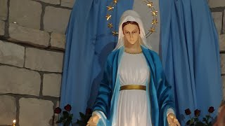 Modlitwa Różańcowa,godz.18.00-Santo Rosario-Florencja 4.09.2021