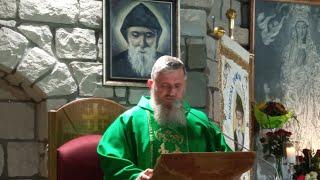 Transmisja Mszy Świętej,godz.20.00-Florencja 4.09.2021