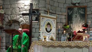 La Santa Messa in diretta alle ore 19.15-6.09.2021