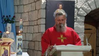 Transmisja Mszy Świętej,godz.20.00-Florencja 20.09.2021