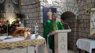 Transmisja Mszy Świętej, godz. 20.00-Florencja 11.09.2021