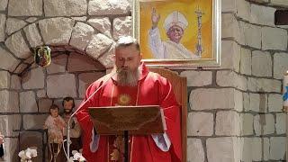 La Santa Messa in diretta alle ore 19.00-Esaltazione della Santa Croce,Florencja 14.09.2021