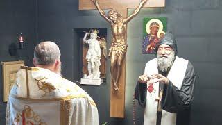 La Santa Messa ore 15.20-Florencja 22.09.2021