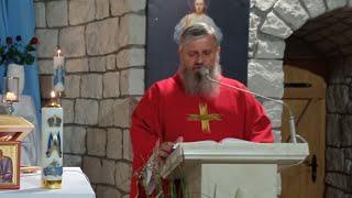Transmisja Mszy Świętej,godz.20.00-Florencja 16.09.2021