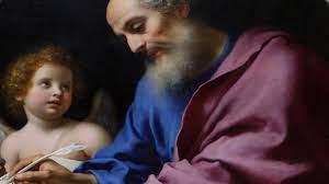 Święty Mateusz, Apostoł i Ewangelista (21.09.2021)