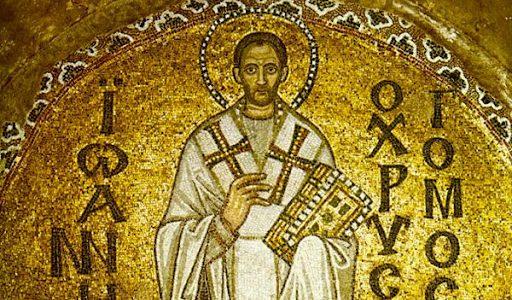 Święty Jan Chryzostom, biskup i doktor Kościoła (13.09.2021)