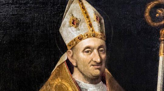 Święty Gerard, biskup i męczennik (24.09.2021)