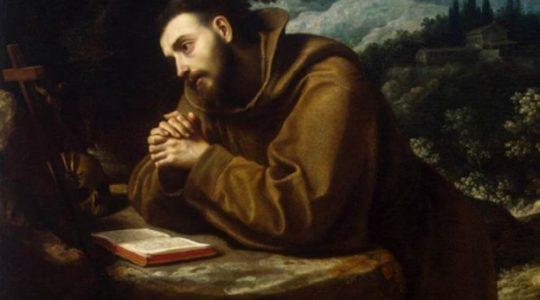 Święty Franciszek z Asyżu (04.10.2021)