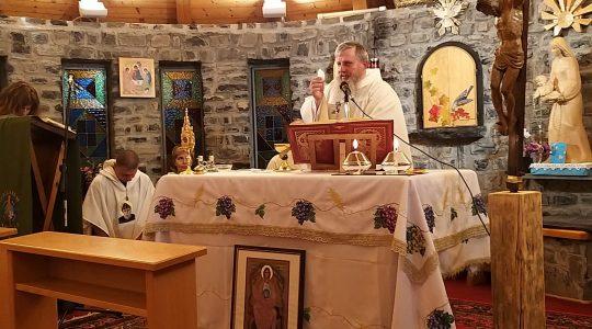 La Santa Messa ore 11.30-XXVII Domenica del Tempo Ordinario,3.10.2021