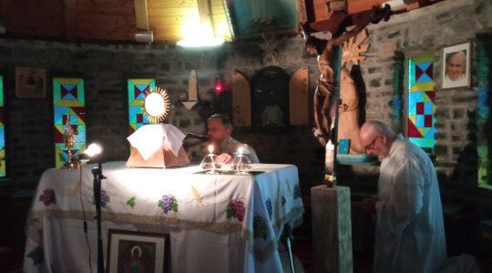 Coroncina della Divina Misericordia alle ore 15.00-Koronka do Bożego Miłosierdzia-3.10.2021