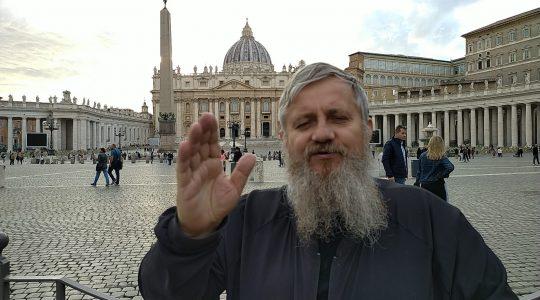 Riflessione di padre Jarek da Piazza San Pietro a Roma 07.10.2021