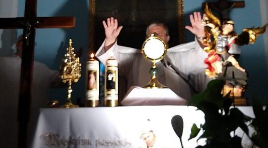 Adorazione Eucaristica con la preghiera di guarigione e liberazione-Cappella di S.Antonio a Rossano Veneto, 07.10.2021
