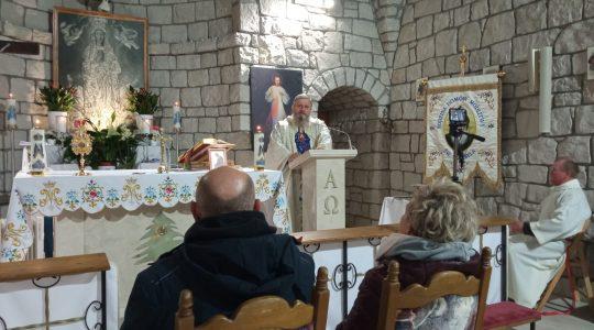 Ks. Jarosław już w swojej parafii 15.10.2021