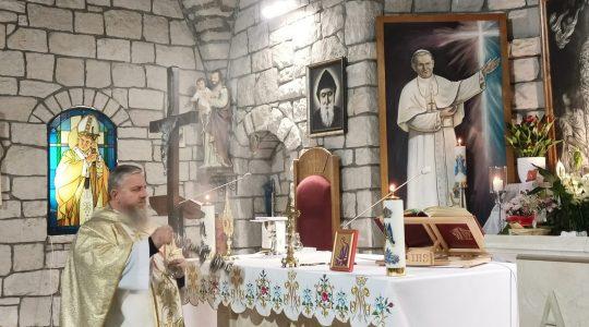 22 października – dzień spotkania dwóch świętych 23.10.2021