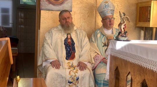 Santa Messa ore 15.00-XXX Domenica del Tempo Ordinario,Rybnik 24.10.2021