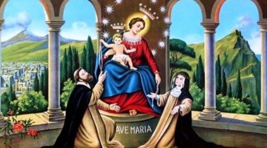 Najświętsza Maryja Panna Różańcowa (07.10.2021)