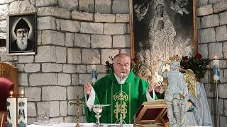 Transmisja Mszy Świętej,godz.19.30-Florencja 06.10.2021